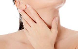 Как лечить горло если пропал голос