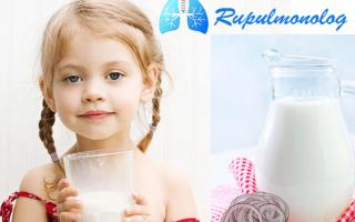 Кипяченое молоко с луком