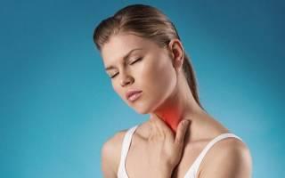 Часто болит горло лечение