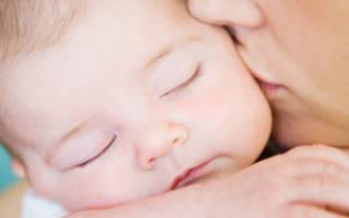 У ребенка орз 1 год