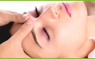 Точечный массаж от аллергии