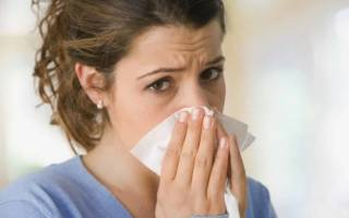 Как лечить аллергический вазомоторный ринит