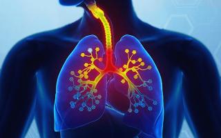 Заболевания лёгких симптомы