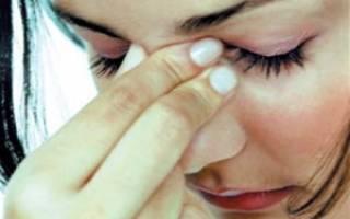 Лечение хронического гайморита препараты