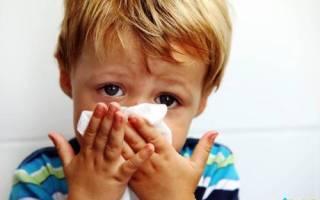 Заложенность носа лечение у ребенка