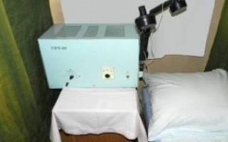Физиопроцедуры при трахеите