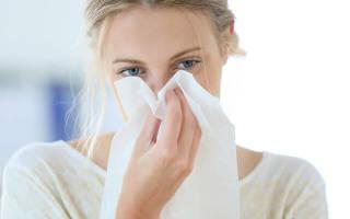 Как убрать заложенность носа без капель