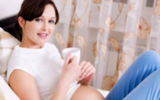 Болит горло лечение при беременности