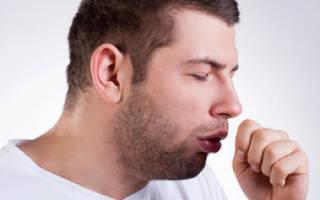 Долгое время не проходит кашель