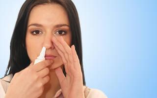 Как действуют капли в нос