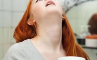 Как полоскать горло йодом при ангине