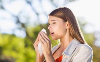 Многократное чихание это болезнь