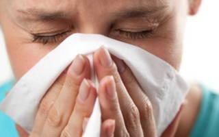 Как избавиться от длительного насморка