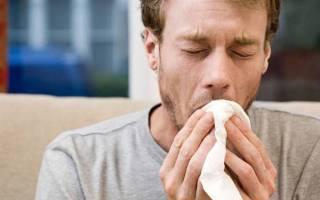 Кашель у ребенка после простуды