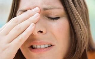 Постоянная заложенность носа лечение