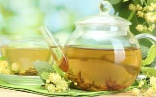 Липовый чай при простуде