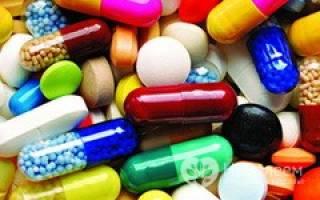 Как антибиотики влияют на