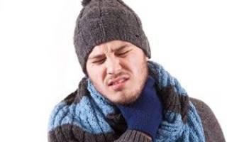 Имбирь при больном горле