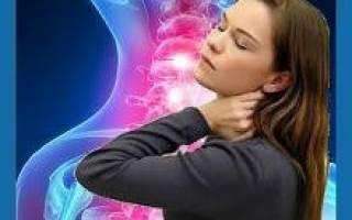 Боли в шее при гриппе