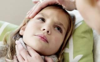 Лечение фолликулярной ангины у детей