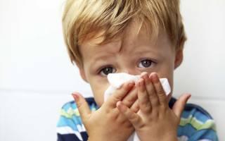 Зеленые густые сопли у ребенка чем лечить