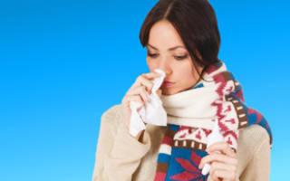Температура 37 заложен нос болит голова