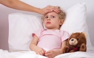 Ребенок температурит 3 день