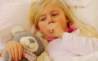 Почему ребенок кашляет ночью