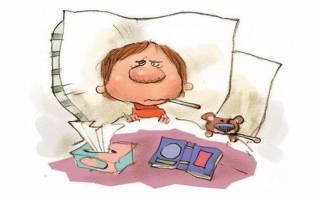 Восстановление сил после гриппа