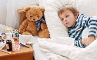 Антибиотики для детей до года при простуде