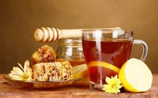 Как сделать чай с медом