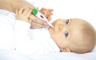Снижение температуры у ребенка уксусом