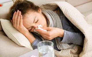 Таблетки при беременности от простуды