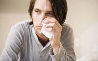 Что делать если насморк не проходит неделю