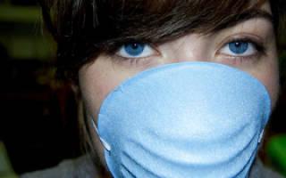 Свиной грипп легкие
