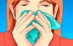 Чем беременным лечить насморк и кашель