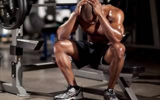 Тренировки после болезни