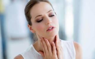 Боль в горле как лечить при беременности