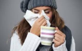 Что делать если простудила голову
