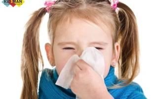 Детский антибиотики