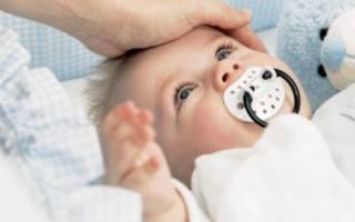 Кашель у новорожденных