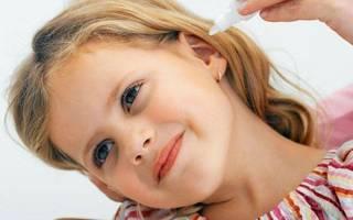 Чем лечить осложнение на ухо после простуды