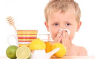 Как улучшить иммунитет у ребенка