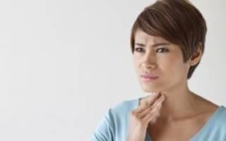 Солевой раствор для полоскания горла при ангине