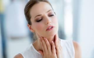 Как лечиться от ангины