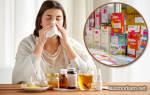 Простуда как лечить быстро таблетки