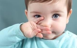 Ребенку от соплей