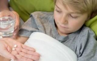 Антибиотики для детей 8 лет