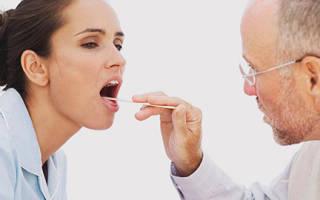 Тонзиллит хронический симптомы