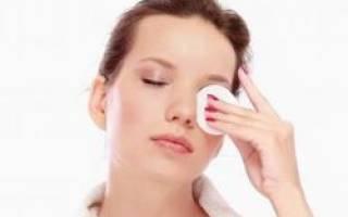 Гноится глаз при простуде